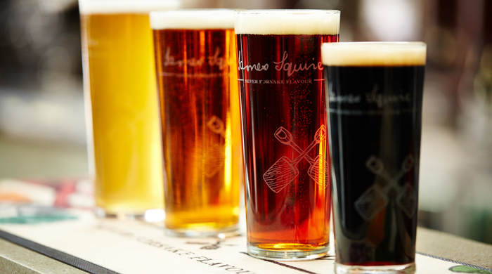 The James Squire Guide to Craft Beer Styles