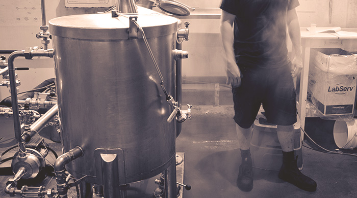 The Brewery Making Beer James Squire