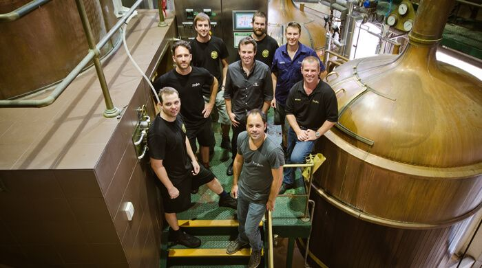 How To Become A Brewer | James Squire