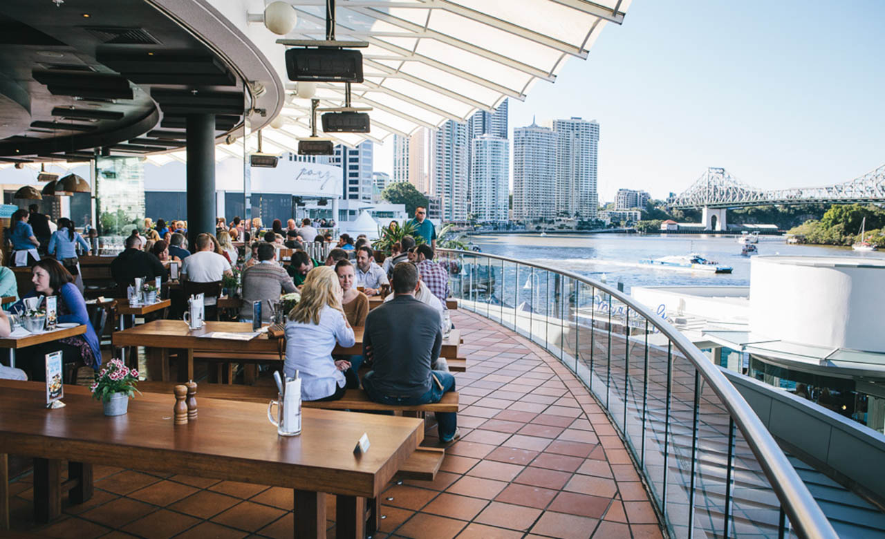 Riverside Restaurants Brisbane